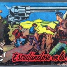 Tebeos: MENDOZA COLT Nº 112 EDITORIAL ROLLÁN 1955. Lote 149156038