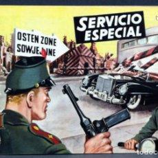 Tebeos: AVENTURAS DEL FBI Nº 170 EDITORIAL ROLLÁN 1958 SERVICIO ESPECIAL. Lote 149173314
