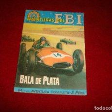 Tebeos: AVENTURAS DEL FB I BALA DE PLATA Nº 20 EDITORIAL ROLLAN 1965. Lote 150014182