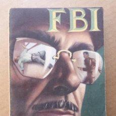 Tebeos: LIBRO NOVELA EL PROFESOR - FRANK MCFAIR - COLECCION FBI Nº 153 EDITORIAL ROLLAN. Lote 150509530