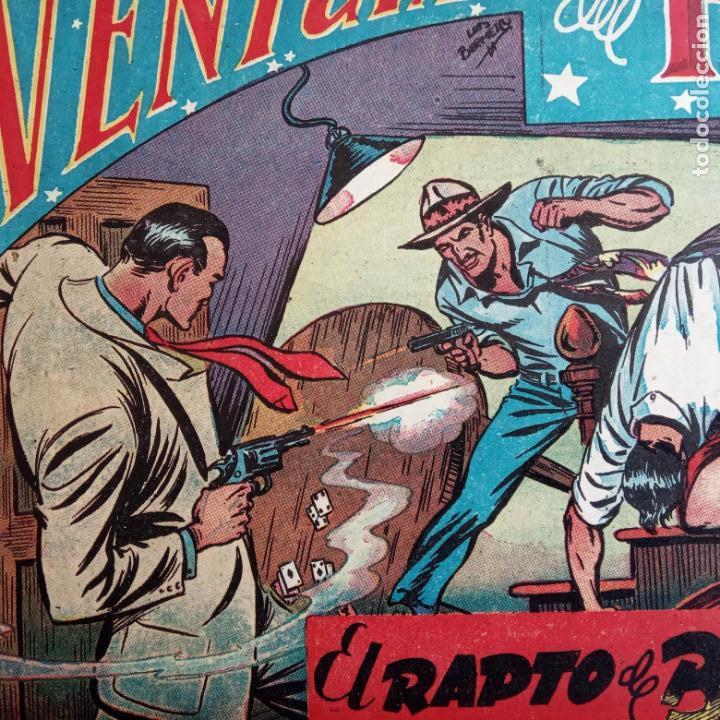 Tebeos: AVENTURAS DEL FBI ORIGINALES LOTE DE 78 NºS DEL 1 AL 165 - BUEN-MUY BUEN ESTADO - VER TODAS PORTADAS - Foto 17 - 150580062