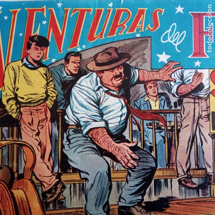 Tebeos: AVENTURAS DEL FBI ORIGINALES LOTE DE 78 NºS DEL 1 AL 165 - BUEN-MUY BUEN ESTADO - VER TODAS PORTADAS - Foto 91 - 150580062
