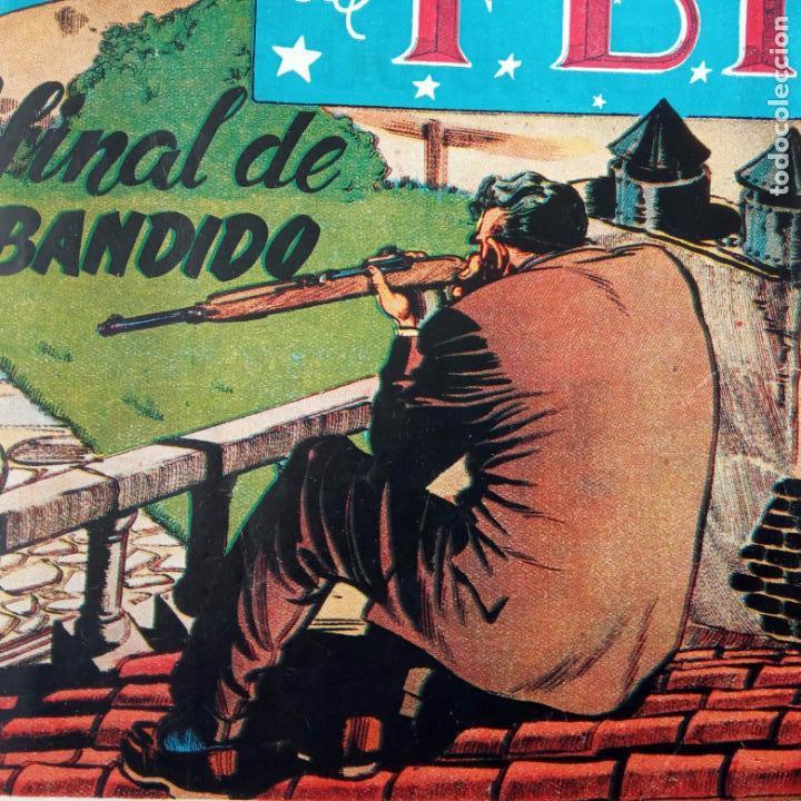 Tebeos: AVENTURAS DEL FBI ORIGINALES LOTE DE 78 NºS DEL 1 AL 165 - BUEN-MUY BUEN ESTADO - VER TODAS PORTADAS - Foto 125 - 150580062