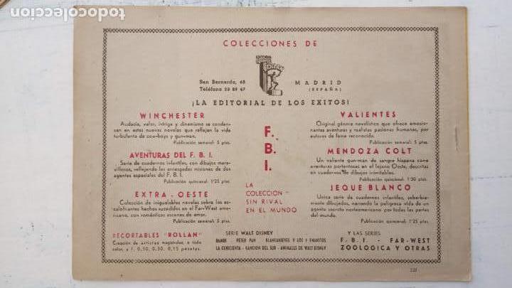 Tebeos: JEQUE BLANCO ORIGINAL 92 TEBEOS ENTRE EL 1 Y EL 136 VER TODAS LAS PORTADAS - Foto 6 - 150586594