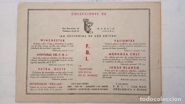 Tebeos: JEQUE BLANCO ORIGINAL 92 TEBEOS ENTRE EL 1 Y EL 136 VER TODAS LAS PORTADAS - Foto 20 - 150586594