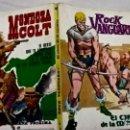 Tebeos: COMICS: ROCK VANGUARD Nº 5 EL CIRCO DE LA MUERTE (ABLN). Lote 151202742