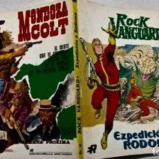 Tebeos: COMICS: ROCK VANGUARD- Nº 4 - TACO- EXPEDICIÓN A RODOMA (ABLN). Lote 151206462