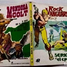 Tebeos: COMICS: ROCK VANGUARD- Nº 2 - SERKLO EL CRUEL (ABLN). Lote 151206718