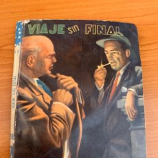 Livros de Banda Desenhada: NOVELA FBI - N.203 - EDDIE THORNY - VIAJE SIN FINAL - EDITORIAL ROLLAN. Lote 151797322