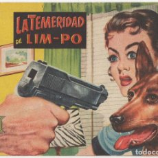 Tebeos: AVENTURAS DEL FBI Nº 168 (ROLLAN 1957). Lote 152029430