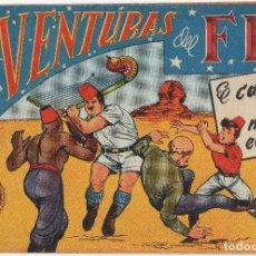 Tebeos: AVENTURAS DEL FBI Nº 139 (ROLLAN 1956). Lote 152030002