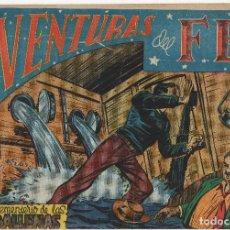 Tebeos: AVENTURAS DEL FBI Nº 56 (ROLLAN 1953). Lote 152031286