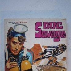 Tebeos: DOC SAVAGE Nº 3 - EDI. ROLLAN 1974 - DIBUJOS HERNDEZ PALACIOS. Lote 152758830