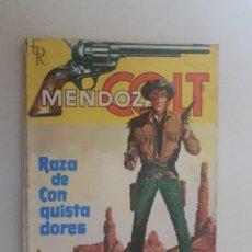 Tebeos: MENDOZA COLT. Nº 1. ROLLÁN.. Lote 152822862
