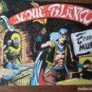 Tebeos: JEQUE BLANCO Nº 94 .TORREON DE LA MUERTE, 1982. FACSIMIL. Lote 153988170