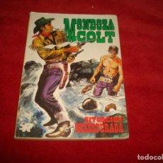 Tebeos: MENDOZA COLT Nº 2 EDITORIAL ROLLAN 128 PAGINAS 1974. Lote 154028566