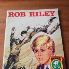 Tebeos: ROB RILEY. SANGRE IRLANDESA. COMICS ROLLÁN 2. SERIE ROJA NÚMERO 7.. Lote 154598818