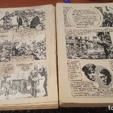 Tebeos: CHURCHILL, PRUEBAS DE IMPRENTA O SIMILAR DE LA ED. ROLLAN DEL COMIC DE CHURCHILL, GRANDES HISTORIETA. Lote 156713658