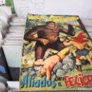Tebeos: ROCK VANGUARD Nº 2 EDITORIAL ROLLAN 1958. ALIADOS CONTRA EL PELIGRO ,ORIGINAL. Lote 158663702