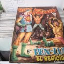 Tebeos: ROCK VANGUARD Nº 4 PEN - LUR EL REGICIDA, EDITORIAL ROLLAN ,1958. Lote 158663982