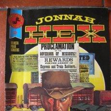 Tebeos: JONNAH HEX. Nº 2. COMIC ROLLAN.1977.. Lote 158967230