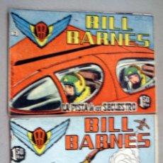 Giornalini: BILL BARNES Nº 2, 3, 12 Y 14 - EDITORIAL ROLLÁN - 1961. Lote 160078558