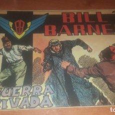 Tebeos: BILL BARNES N° 23 ORIGINAL APAISADO, NUEVO DE PLANCHA. Lote 161531170