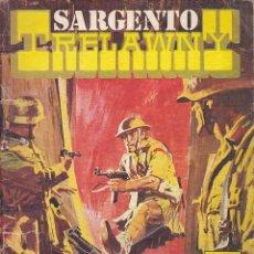 Tebeos: COMIC COELCCION SARGENTO TRELAWNY Nº 2 EDITORIAL ROLLAN . Lote 163344638