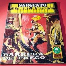 Tebeos: MUY BUEN ESTADO SARGENTO TRELAWNY 2 SERIE ROJA 15 ROLLAN. Lote 164680910