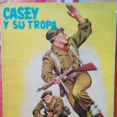 Tebeos: CASEY Y SU TROPA - RETAPADO Nº4 - EDITORIAL ROLLAN - FLEETWAY. Lote 164949166