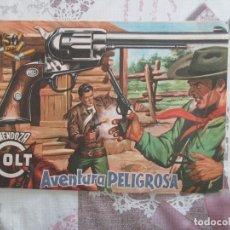 Tebeos: MENDOZA COLT Nº 18. Lote 165313834