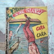 Tebeos: EXTRAORDINARIO JEQUE BLANCO Nº 1 EDITORIAL ROLLAN . Lote 165673010
