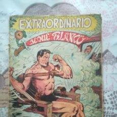Tebeos: EXTRAORDINARIO JEQUE BLANCO Nº 2 EDITORIAL ROLLAN . Lote 165673434