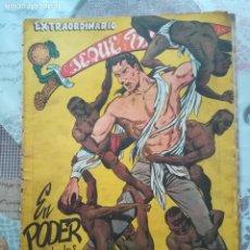 Tebeos: EXTRAORDINARIO JEQUE BLANCO Nº 3 EDITORIAL ROLLAN . Lote 165673666