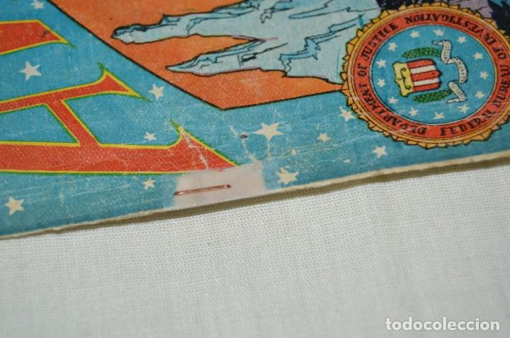 Tebeos: Original - Aventuras del FBI - EDITORIAL ROLLAN - 52 Números / EJEMPLARES - Años 50 ¡Mira! - Foto 12 - 167796432