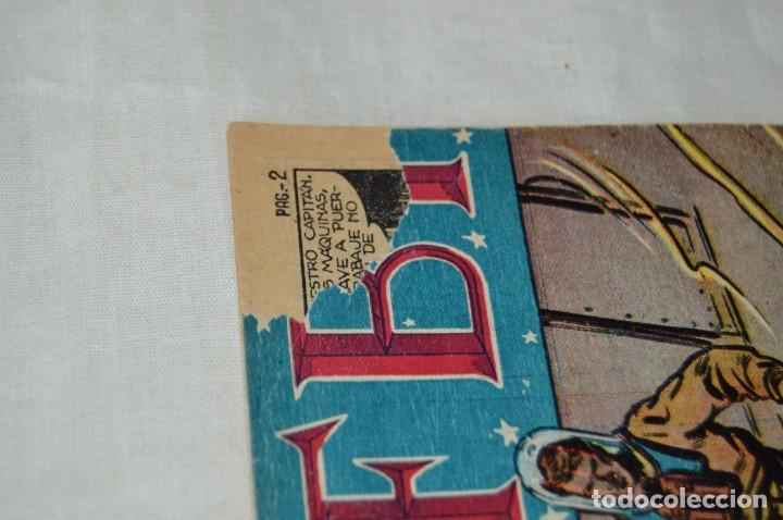 Tebeos: Original - Aventuras del FBI - EDITORIAL ROLLAN - 52 Números / EJEMPLARES - Años 50 ¡Mira! - Foto 18 - 167796432