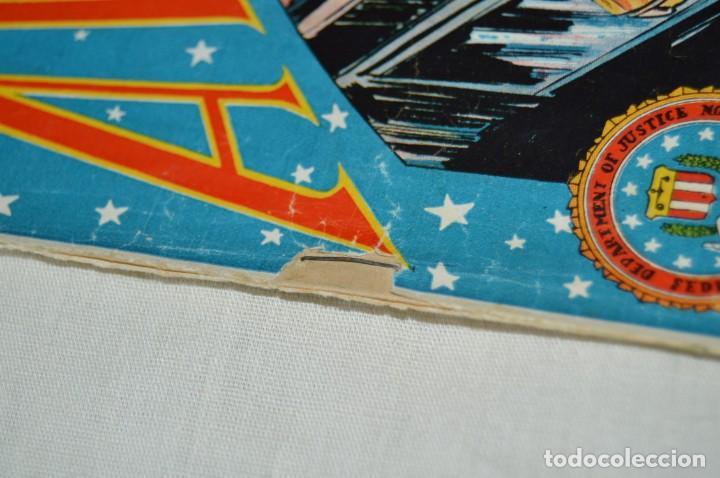 Tebeos: Original - Aventuras del FBI - EDITORIAL ROLLAN - 52 Números / EJEMPLARES - Años 50 ¡Mira! - Foto 33 - 167796432