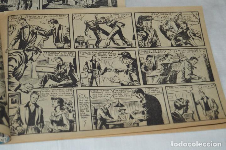 Tebeos: Original - Aventuras del FBI - EDITORIAL ROLLAN - 52 Números / EJEMPLARES - Años 50 ¡Mira! - Foto 39 - 167796432