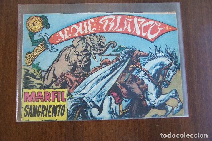 ROLLAN,- JEQUE BLANCO Nº 10 (Tebeos y Comics - Rollán - Jeque Blanco)