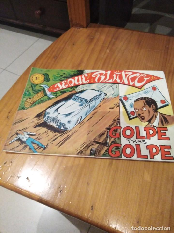 N 63 (Tebeos y Comics - Rollán - Jeque Blanco)