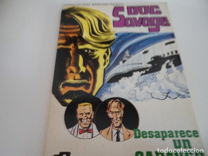 DOC SAVAGE Nº 1 TOMO ROLLAN RAY NORTON (Tebeos y Comics - Rollán - Otros)