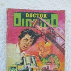 Tebeos: DOCTOR DINAMO. LA REBELION DE LOS JUGUETES. Nº 2. COMICS ROLLAN 1973. VER FOTOGRAFIAS ADJUNTAS. Lote 173359368