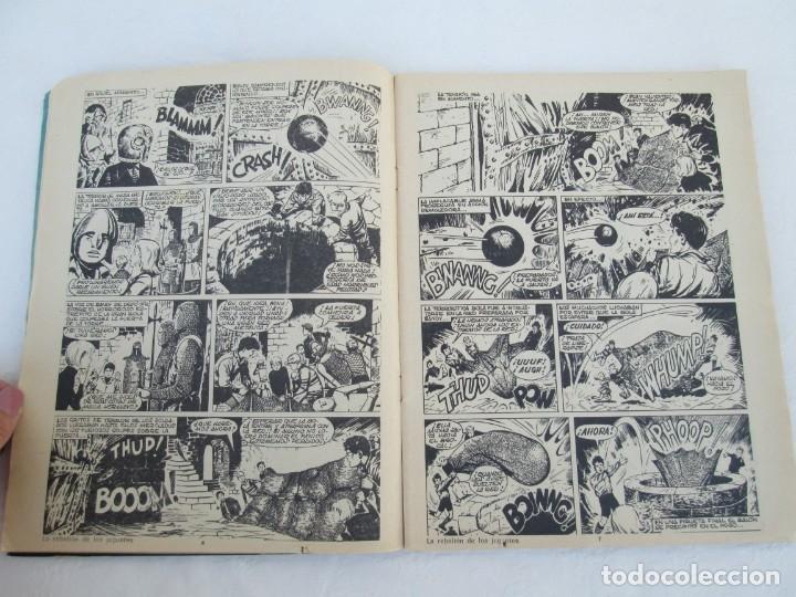 Tebeos: DOCTOR DINAMO. LA REBELION DE LOS JUGUETES. Nº 2. COMICS ROLLAN 1973. VER FOTOGRAFIAS ADJUNTAS - Foto 8 - 173359368