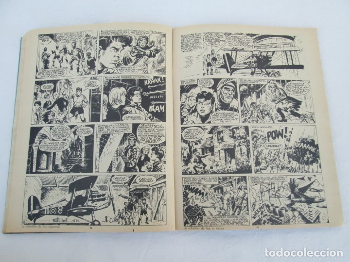 Tebeos: DOCTOR DINAMO. LA REBELION DE LOS JUGUETES. Nº 2. COMICS ROLLAN 1973. VER FOTOGRAFIAS ADJUNTAS - Foto 10 - 173359368