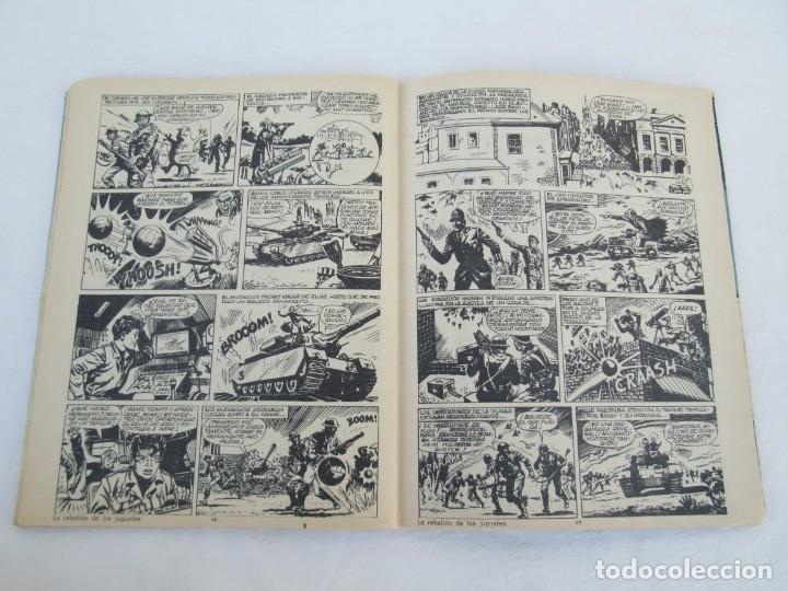 Tebeos: DOCTOR DINAMO. LA REBELION DE LOS JUGUETES. Nº 2. COMICS ROLLAN 1973. VER FOTOGRAFIAS ADJUNTAS - Foto 11 - 173359368