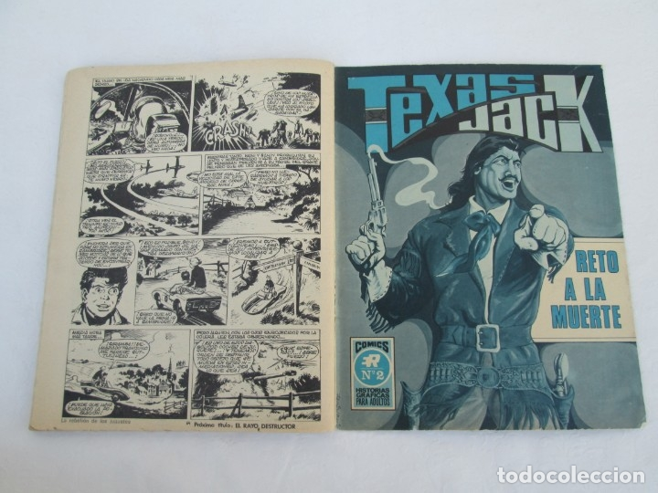 Tebeos: DOCTOR DINAMO. LA REBELION DE LOS JUGUETES. Nº 2. COMICS ROLLAN 1973. VER FOTOGRAFIAS ADJUNTAS - Foto 12 - 173359368
