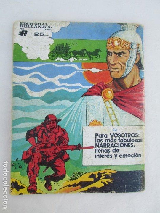 Tebeos: DOCTOR DINAMO. LA REBELION DE LOS JUGUETES. Nº 2. COMICS ROLLAN 1973. VER FOTOGRAFIAS ADJUNTAS - Foto 13 - 173359368