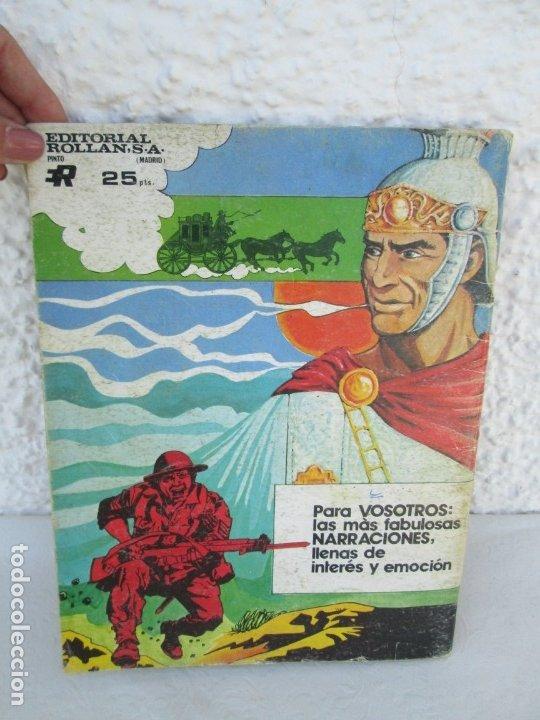 Tebeos: DOCTOR DINAMO. LA REBELION DE LOS JUGUETES. Nº 2. COMICS ROLLAN 1973. VER FOTOGRAFIAS ADJUNTAS - Foto 14 - 173359368