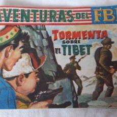 Tebeos: AVENTURAS DEL FBI 0RIGINAL N° 230 ROLLAN AÑO 1959 EN BUEN ESTADO. Lote 173497568