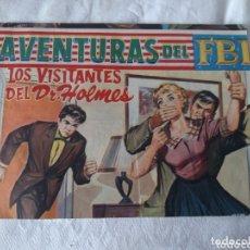 Tebeos: AVENTURAS DEL FBI N°241 ROLLAN EN BUEN ESTADO. Lote 173498498
